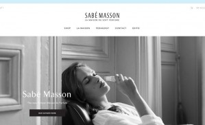 #SOTD goes to Sabé Masson